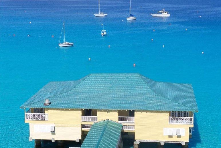 Radisson Aquatica Resort Barbados.