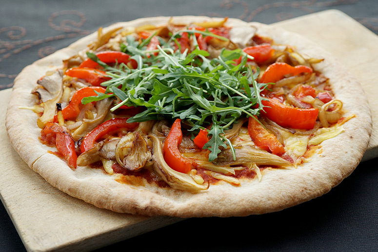 Best restaurants in Breckenridge: Piante Pizzeria, try the special vegan pizza.