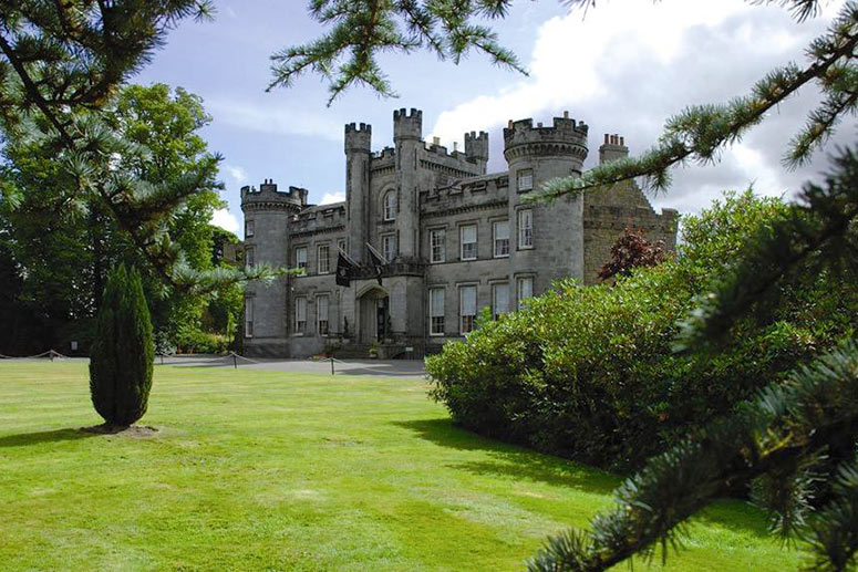 Most Haunted Hotels: Airth Castle Hotel