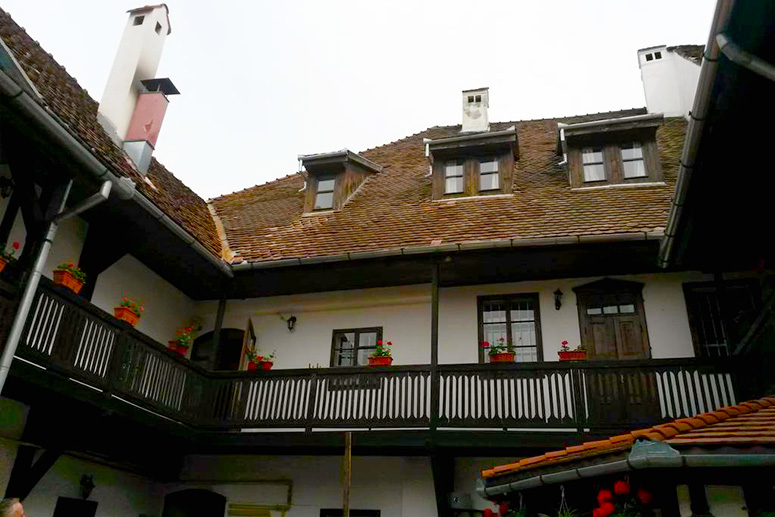 Most Haunted Hotels: Casa Wagner, Sighisoara - Romania