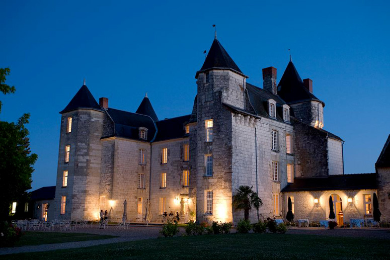 Most Haunted Hotels: Château De Marçay, France