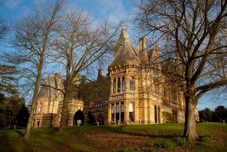 Most Haunted Hotels: Ettington Park Hotel, Stratford-upon-Avon