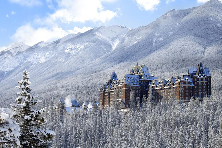 Most Haunted Hotels: Fairmont Banff Springs, Canada