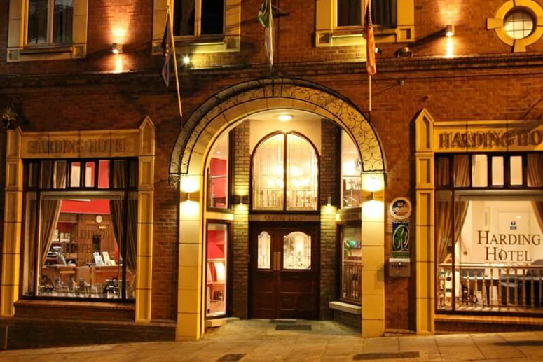 Most Haunted Hotels: Harding Hotel Dublin