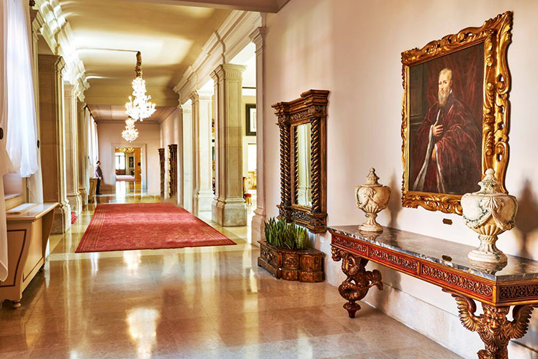 Most Haunted Hotels: San Clemente Palace Kempinski, Venice