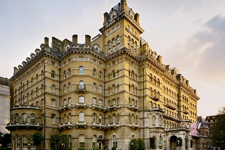 Most Haunted Hotels: The Langham Hotel London