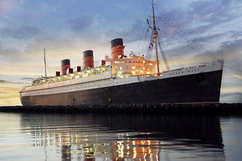 Most Haunted Hotels: The Queen Mary Hotel, Long Beach